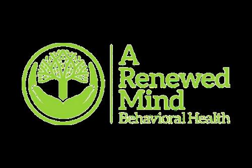 A renewed mind logo