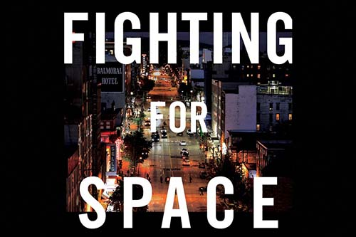 Fighting for Space cover