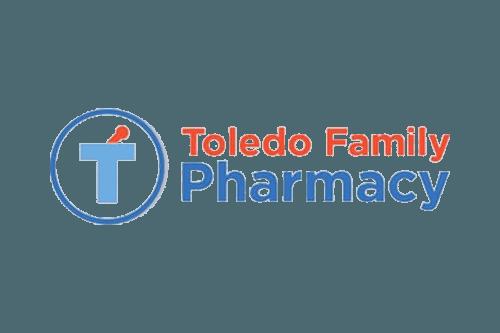 Toledo Family Pharmacy logo